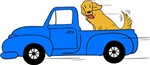 Dogs Love Trucks