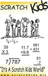 Scratch Kids World Math Poster 1
