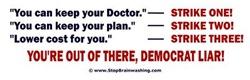 Democrat Liar