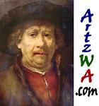 ArtzWA REMBRANDT 1606