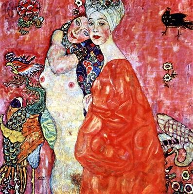 Klimt - The Friends