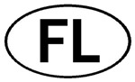 FLORIDA OVAL STICKERS AND MORE!