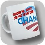 The Official Obama Era Panhandling Mug