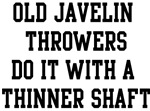 Do it with a thinner shaft