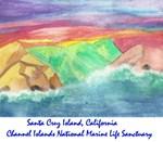 Santa Cruz Island, California