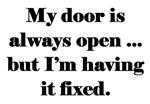 Open-Door Policy