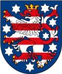 Thuringia Coat of Arms