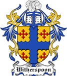 Witherspoon Coat of Arms, Family Crest