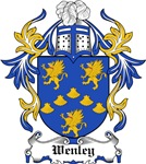 Wenley Coat of Arms, Family Crest