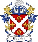 Hopkirk Coat of Arms, Family Crest