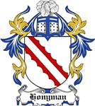 Honyman Coat of Arms, Family Crest
