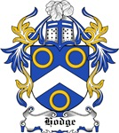 Hodge Coat of Arms, Family Crest