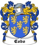 Cobo Coat of Arms, Family Crest