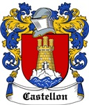 Castellon Coat of Arms, Family Crest