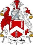 Ponsonby Family Crest