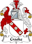 Crooke Family Crest