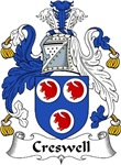Creswell Family Crest