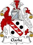 Clarke Family Crest