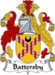 Battersby Family Crest