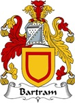 Bartram Family Crest