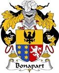 Bonapart Family Crest