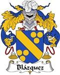 Blazquez Family Crest