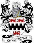 Coddington Coat of Arms