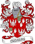 Cushing Coat of Arms