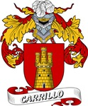 Carrillo Family Crest