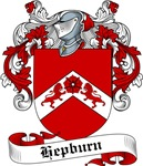 Hepburn Family Crest, Coat of Arms