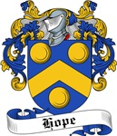Hope Family Crest, Coat of Arms