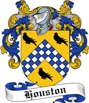 Houston Family Crest, Coat of Arms