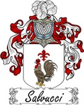 Salvucci Family Crest, Coat of Arms