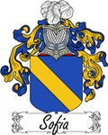 Sofia Family Crest, Coat of Arms
