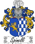 Spinelli Family Crest, Coat of Arms