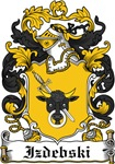 Izdebski Family Crest, Coat of Arms