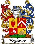 Vaganov Family Crest, Coat of Arms