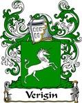 Verigin Family Crest, Coat of Arms