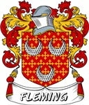 Fleming Coat of Arms, Family Crest