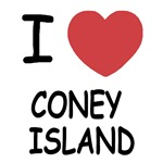 I heart coney island