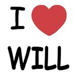 I heart will