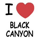 I heart black canyon