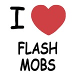 I heart flash mobs