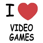 I heart video games