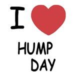 I heart hump day