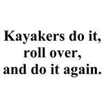 kayakers do it