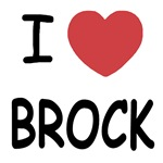 I heart brock