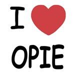 I heart opie