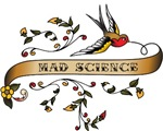 Mad Science Scroll