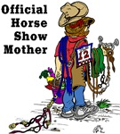 Horse Show Mother - western